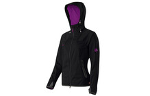 Mammut Ultimate Hoody Women black-bloom